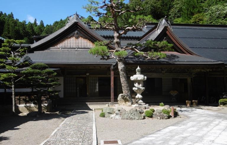 Buddhist Temple, Saizen-in, Koyasan
