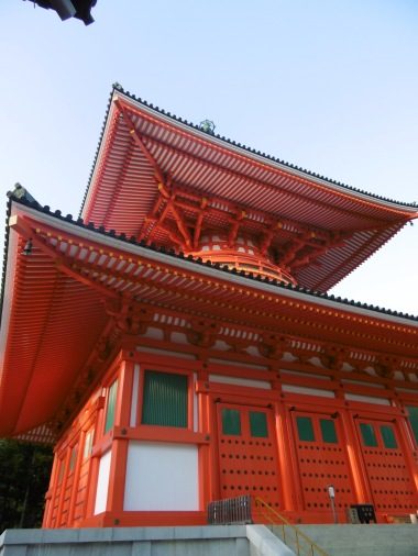 Konpon Daito, Koyasan