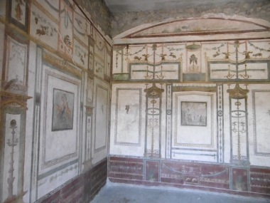 Interior decor, Herculaneum