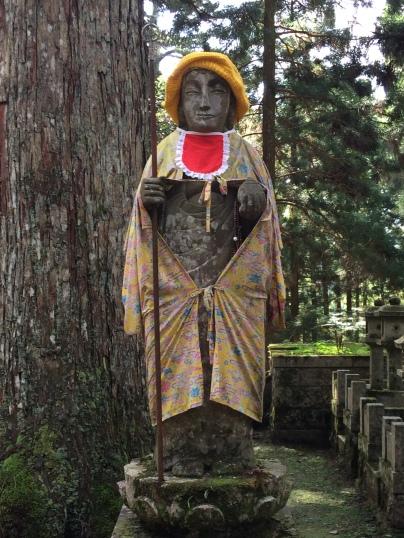 Path to Okunoin Temple, Koyasan